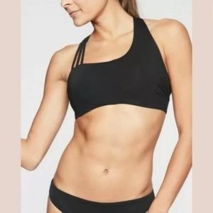 NWT Athleta Honolua Asym bikini top